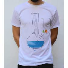 four elements t shirt bong design earth water air