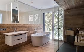Schlafzimmer Mit Holzdecke Einrichten Badezimmer Alpenstil Mit Kleiner Sauna Badezimmer Pinterest