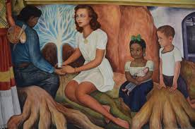 Coit Tower Murals Diego Rivera by City College U0027s Diego Rivera Mural When Paint Meets Purpose
