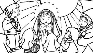 immaculate heart of mary coloring page u2013 immaculate heart coloring