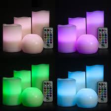 candle light decoration at home amazon com 4 pack flameless candles flickering battery powered