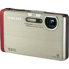 amazon com samsung cl65 silver 12 2mp optical zoom digital