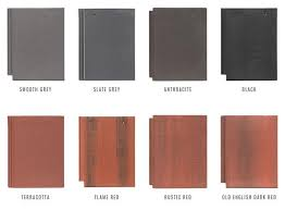 Roof Tile Colors Solecco Solar Adds New Colors To Roof Tile Collection Solar Industry