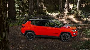 jeep compass side 2017 jeep compass trailhawk side hd wallpaper 64