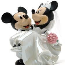 mickey and minnie wedding mickey and minnie ceramic wedding figurine