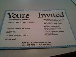 birthday invitation 2 best birthday resource gallery