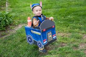police halloween costume kids diy paw patrol police car costume wholesale halloween costumes blog
