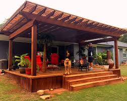 custom red wood cedar pergolas that are the best value and highest