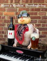 funny images thanksgiving thanksgiving humor w a drunken turkey sportsglutton