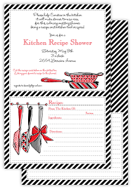 sending out kitchen shower invitations learn how to create a