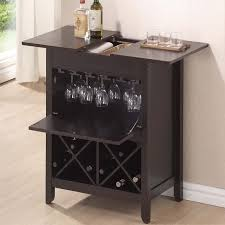 Small Bar Cabinet Furniture Baxton Studio Tuscany Bar And Wine Cabinet From Brookstones Cool