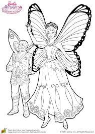 Coloriage le roi et la reine marabella sur Hugolescargotcom