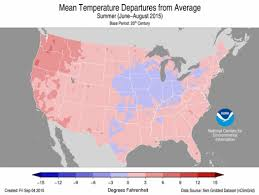 Oregon Temperature Map by 4 Western States Could See Warmest Year On Record Climate Central