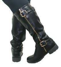 ladies leather biker boots black leather boots for men 2017 boot end part 442