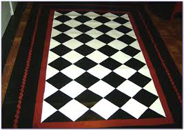 Black And White Outdoor Rug Black And White Checkered Outdoor Rug Rugs Emilie Carpet