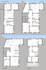 exclusive rental of palazzo degli angeli in sestiere san marco palazzo degli angeli floor plan