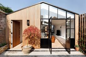 a light filled family home made from a wood yard anekarts com