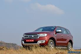 new 2016 ford endeavour 2 2 diesel 4x2 at review redemption roar