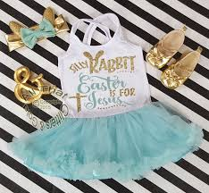 cute easter 2017 dresses pink gold silly rabbit jesus tutu