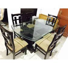 modular dining table and chairs dining table sets modular dining table set retailer from gurgaon