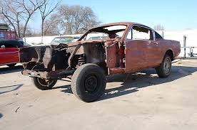 mustang restoration project for sale rusting mustangs