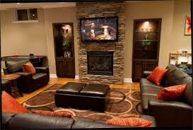 Elegant Basement Family Room Ideas Family Room Decorating Ideas - Family room in basement