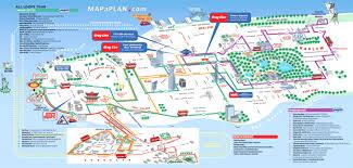 map of new york city map of new york city with tourist attractions major