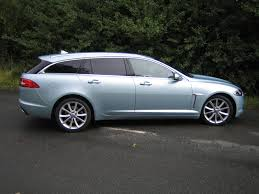 jaguar xf sportbrake 2 2 diesel comes with luggage space to spare
