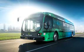 bmw hippie van proterra announces delivery of 100th all electric bus cleantechnica