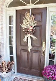 Top 10 Amazing Diy Fall Door Decorations Top Inspired Fall Door