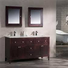 50 Inch Double Sink Vanity 50 Inch Double Sink Vanities Modern Bathroom Vanities