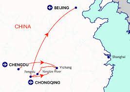 Beijing On World Map by Mydiscoveries China 10 Day Tour Yangtze River U0026amp Beijing