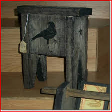primitive wood crafts to make project edu hash