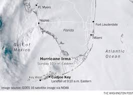 Map Of The Keys Florida by Hurricane Irma Path 2017 Live Updates For Puerto Rico Florida