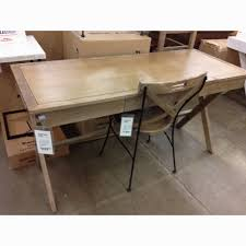 i like the campaign desk from world market i will post some