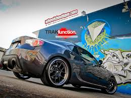 kw dealer scion fr s with adv5 0tf trakfunction wheels dropped on kw v3