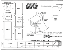 printable house plans bluebird house plans best ideas about bluebird house plans on 3