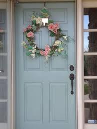 image result for front door benjamin moore santorini blue new