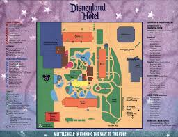 Map Of Disney World Hotels by Does Anyone Have A Link To A Disneyland Hotel Map