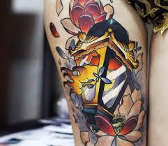 lantern tattoo by andrey stepanov photo no 16126