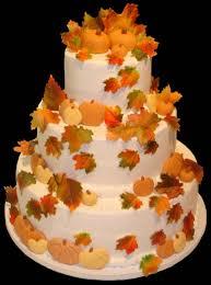 Fall Cake Decorations Fall Leaves Wedding Decorations Wedding Decoration Ideas Gallery