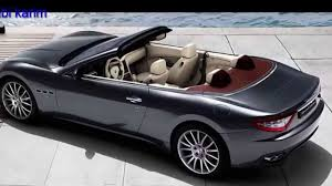 new maserati convertible 2016 maserati gran cabrio new best price youtube