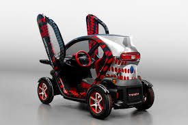 renault cars renault twizy by cathy u0026 david guetta photo voiture twizy