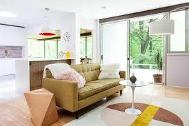 pennsylvania house dining room chairs richard neutra house in pennsylvania gets a sensitive modern
