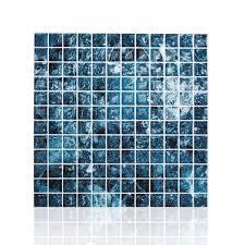 Blue Kitchen Backsplash Online Get Cheap Blue Kitchen Tile Aliexpress Com Alibaba Group