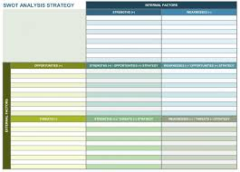 9 free strategic planning templates smartsheet one page business