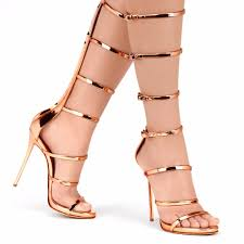 carollabelly gladiator sandals women open toe adjustable buckle