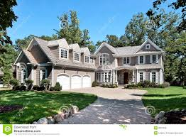 luxury home royalty free stock images image 8951659