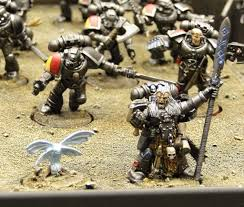 space wolves iron hands u003d iron wolves must see spikey bits