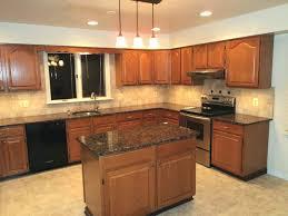 how to clean oak cabinets 67 great pleasurable backsplash tile calculator kitchen design oak